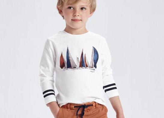Mayoral boys ship top