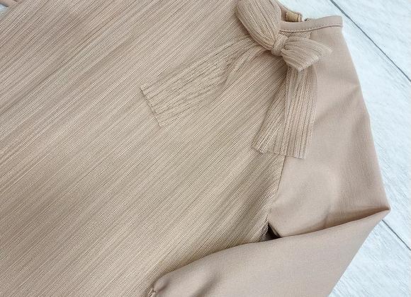 Eve pleat dress