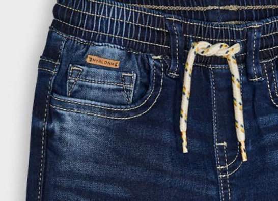 Mayoral boys organic cotton jeans