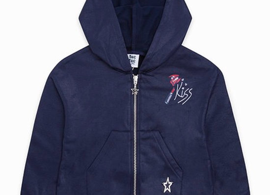 TucTuc Girls cropped Hoodie