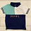 Thumbnail: Mayoral baby boy aqua t-shirt