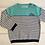 Thumbnail: Mayoral baby boy aqua breton jumper