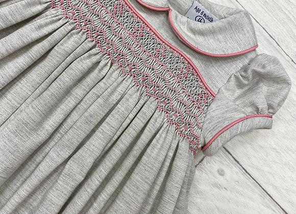 Little Larks Baby Girl Hand Smocked Dress