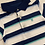 Thumbnail: Mayoral baby boy stripe t-shirt
