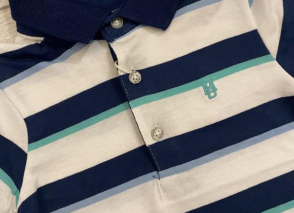 Mayoral baby boy stripe t-shirt