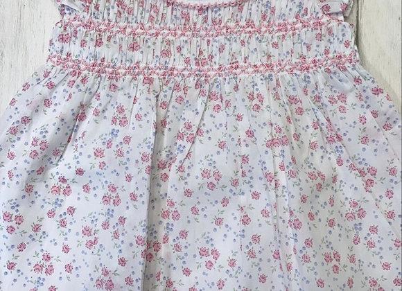 Sardon Dani ditsy print dress
