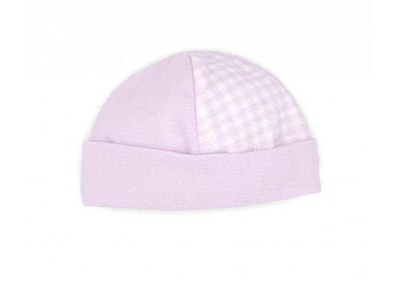 Rapife Pink Check Hat