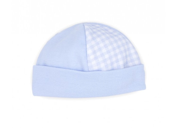 Rapife Blue Check Hat