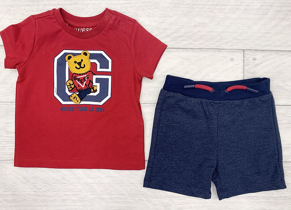 Guess Baby Boys Two Piece Set