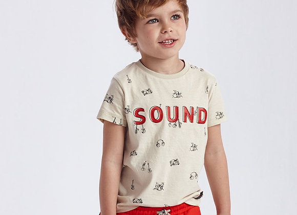Mayoral boys two pack T-shirt