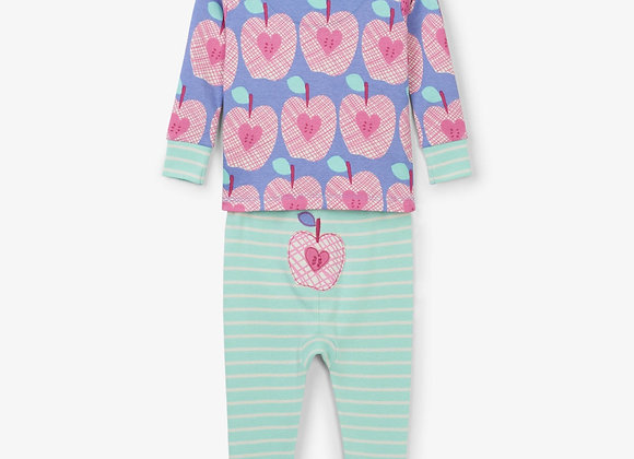 Hatley apple pyjamas
