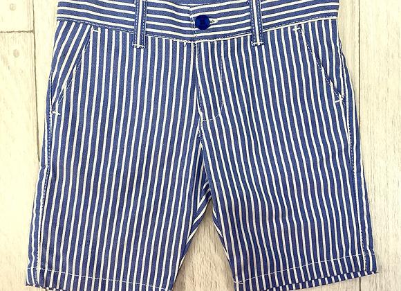Dr Kid James Striped Shorts