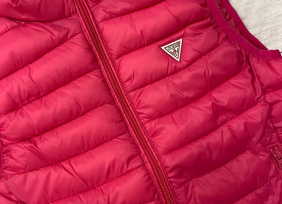 GUESS Pink Padded Gilet