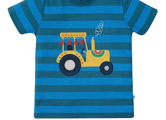 Frugi Sid Applique T-shirt