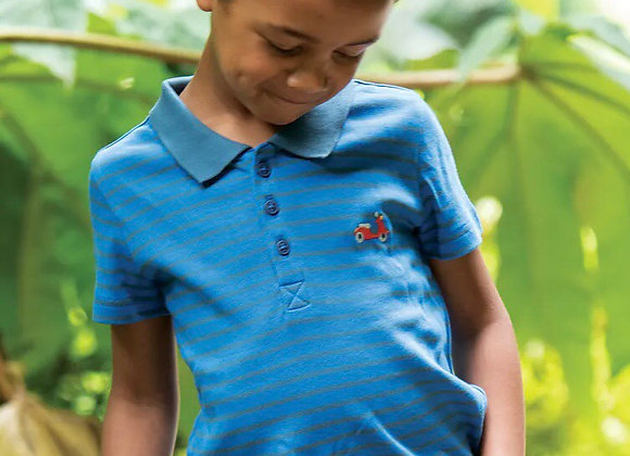 Frugi Porthmeor Polo Shirt