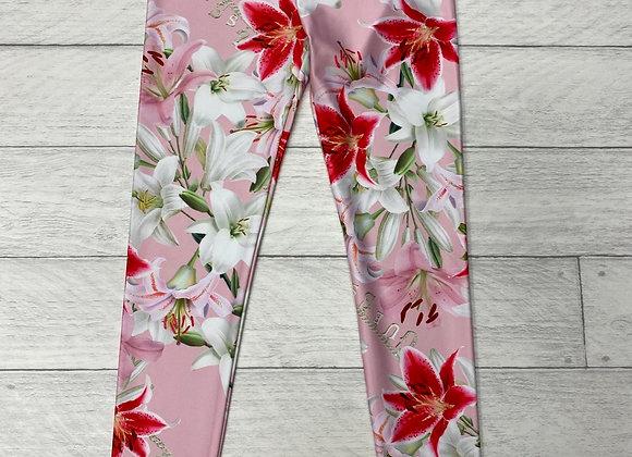 GUESS Spring Flower Leggings