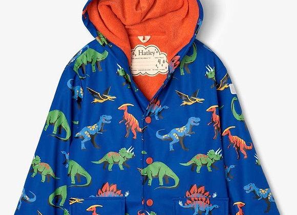 Hatley Friendly Dinos Raincoat