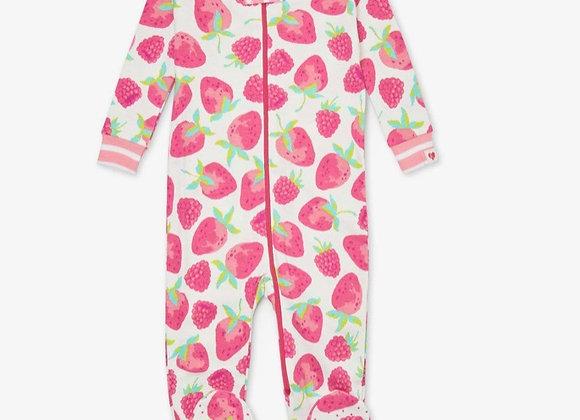 Hatley Delicious Berries onesie