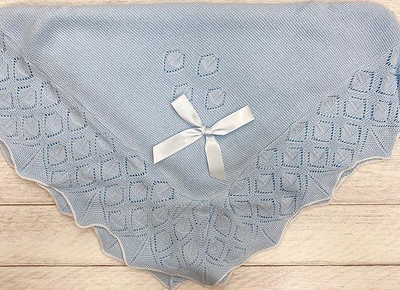 Popys Blue Blanket