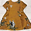 Thumbnail: Pan Con Chocolate mustard dog dress