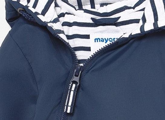 Mayoral baby boy windbreaker jacket