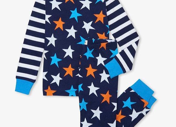 Hatley boys star pyjamas