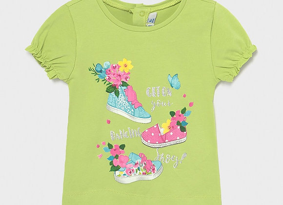 Mayoral baby girl ECOFRIENDS t-shirt