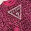 Thumbnail: GUESS Pink Glitter Sweatshirt
