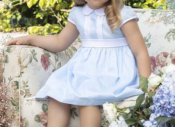 Patachou Girls Blue Dress