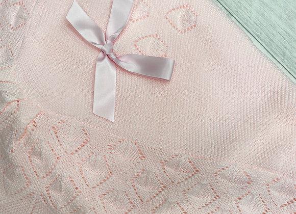 Popys Pink Blanket