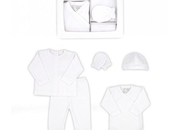 Rapife White Gift Set
