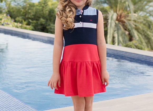 Nelblu Baby Girls Tennis Dress