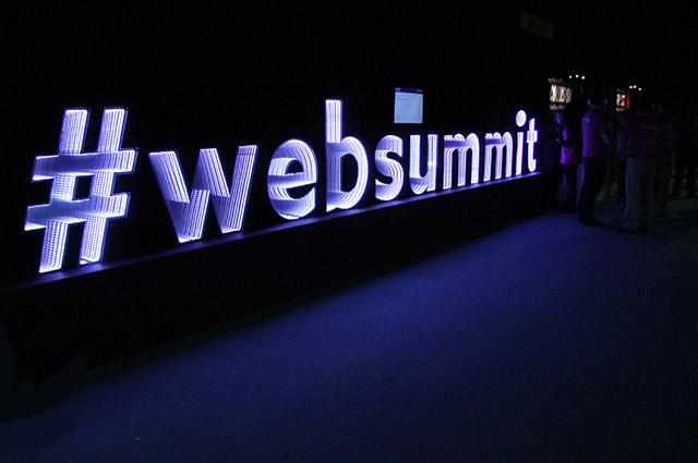 #websummit