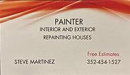 Steve Martinez Painter