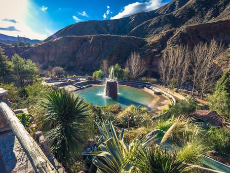 Relajación en Termas de Río Hondo
