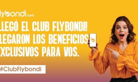 CLUB FLYBONDI, una membresía con beneficios