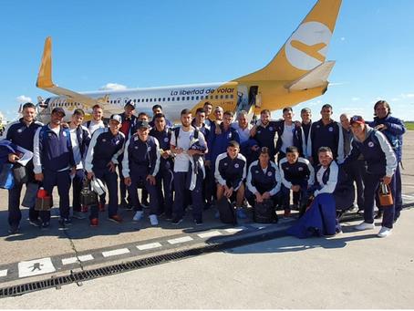SUPERLIGA: cada vez más clubes viajan con Flybondi