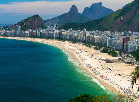 Ano novo no Rio