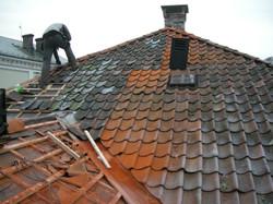 Omlegging av tak