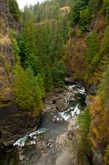 Elk Falls Gorge