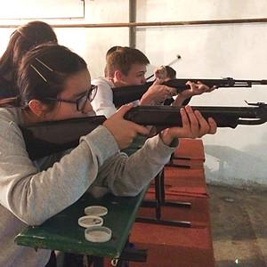 Городские соревнования по стрельбе