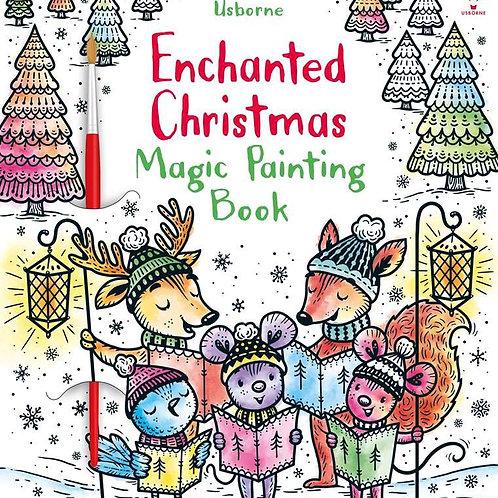 Magic Painting Book - Enchanted Christmas