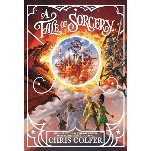 A Tale of Sorcery by Chris Colfer
