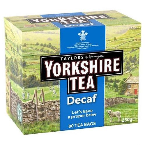 Yorkshire Tea - Decaf