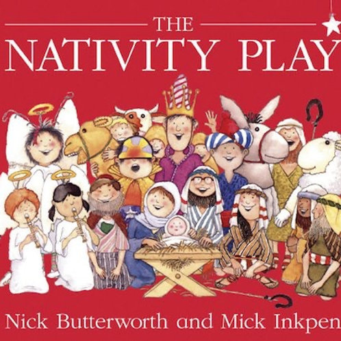 The Nativity Play - Picture Book