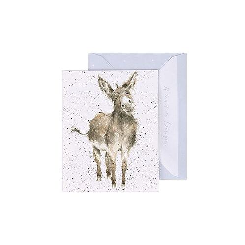 Wrendale Mini Card - Gentle Jack