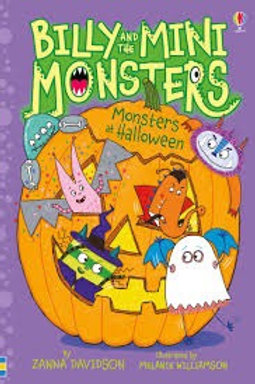 Billy and the Mini Monsters Monsters at Halloween (Young Reading Series 2 Fictio
