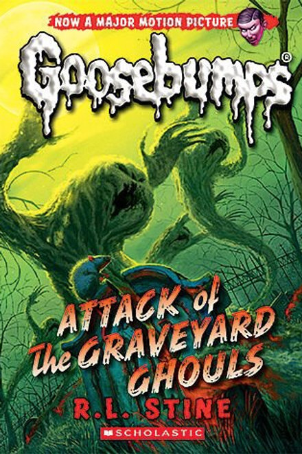 Goosebumps - Attack of the Graveyard Ghouls