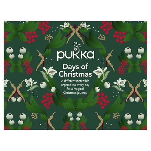 Pukka Days of Christmas - Advent Calendar