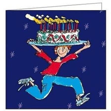 Birthday Card (Quentin Blake)